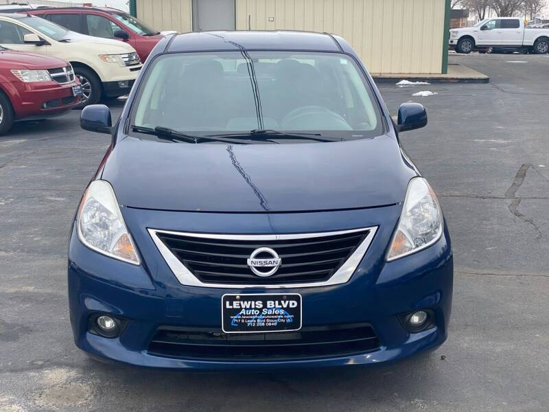 2014 Nissan Versa for sale at Lewis Blvd Auto Sales in Sioux City IA