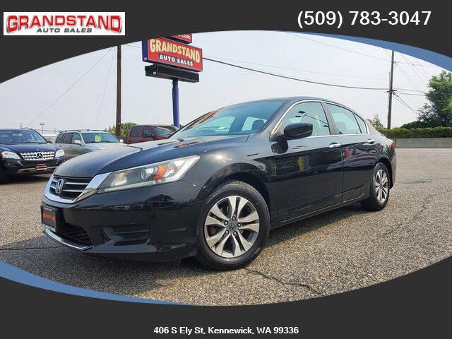 2014 Honda Accord for sale at Grandstand Auto Sales in Kennewick WA