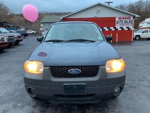 2005 Ford Escape for sale at GMG AUTO SALES in Scranton PA