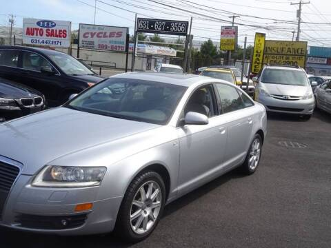 2005 Audi A6 for sale at QUALITY AUTO SALES OF NEW YORK in Medford NY