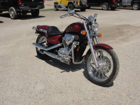 2001 Honda VLX 600 cc for sale at Frieling Auto Sales in Manhattan KS