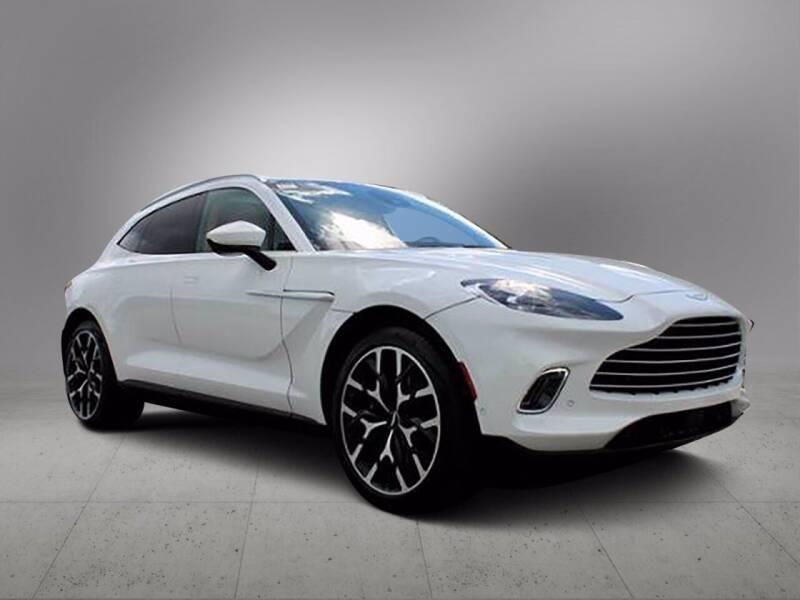 2021 Aston Martin DBX for sale in Troy, MI