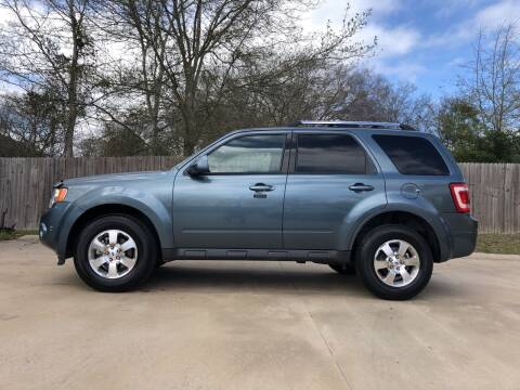 2012 Ford Escape for sale at H3 Auto Group in Huntsville TX