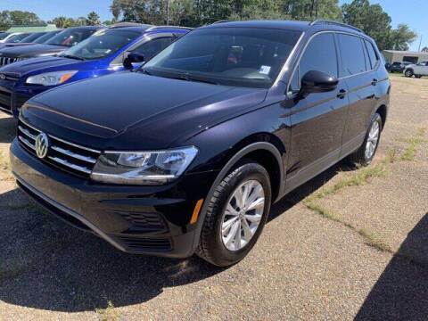 2020 Volkswagen Tiguan for sale at CROWN  DODGE CHRYSLER JEEP RAM FIAT in Pascagoula MS