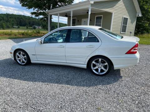 2007 Mercedes-Benz C-Class for sale at Judy's Cars in Lenoir NC