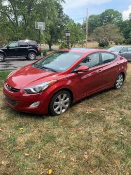 2013 Hyundai Elantra for sale at Alpine Auto Sales in Carlisle PA