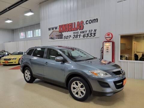2012 Mazda CX-9 for sale at Kinsellas Auto Sales in Rochester MN