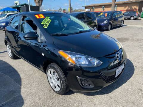 2013 Mazda MAZDA2 for sale at North County Auto in Oceanside CA