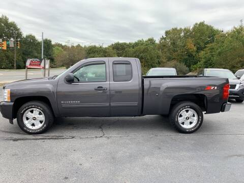 2010 Chevrolet Silverado 1500 for sale at Simple Auto Solutions LLC in Greensboro NC