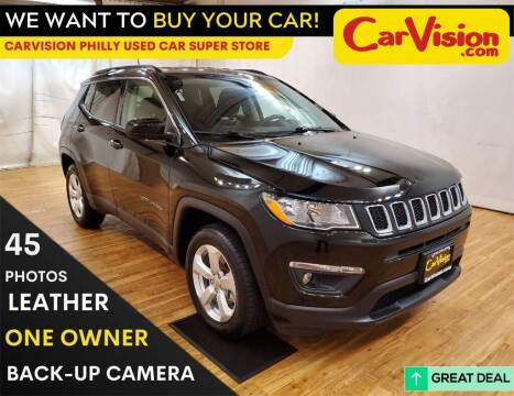 2017 Jeep Compass for sale at Car Vision Mitsubishi Norristown - Car Vision Philly Used Car SuperStore in Philadelphia PA