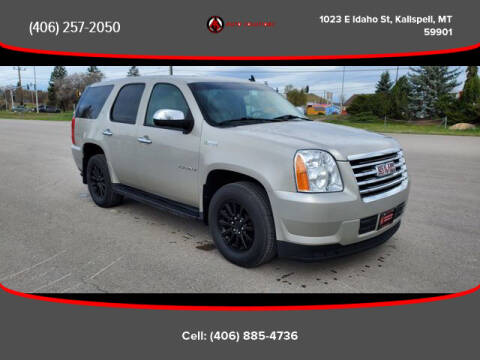 2008 GMC Yukon for sale at Auto Solutions in Kalispell MT
