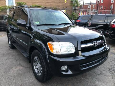 2005 Toyota Sequoia for sale at James Motor Cars in Hartford CT