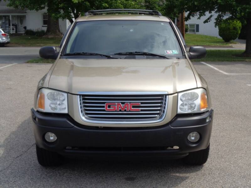 2006 GMC Envoy for sale at MAIN STREET MOTORS in Norristown PA