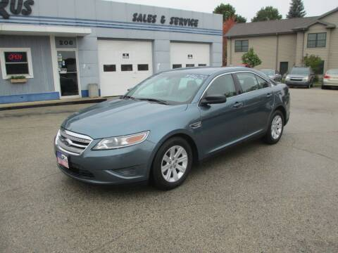 2010 Ford Taurus for sale at Cars R Us Sales & Service llc in Fond Du Lac WI