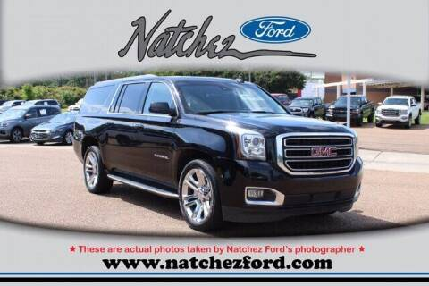 2017 GMC Yukon XL for sale at Auto Group South - Natchez Ford Lincoln in Natchez MS