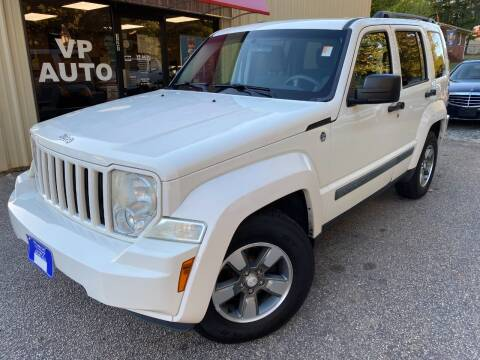 2008 Jeep Liberty for sale at VP Auto in Greenville SC