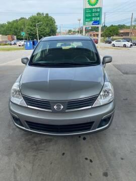 2009 Nissan Versa for sale at Dalia Motors LLC in Winder GA