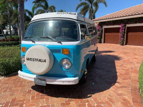 1975 Volkswagen Bus for sale at SODA MOTORS AUTO SALES LLC in Newport RI