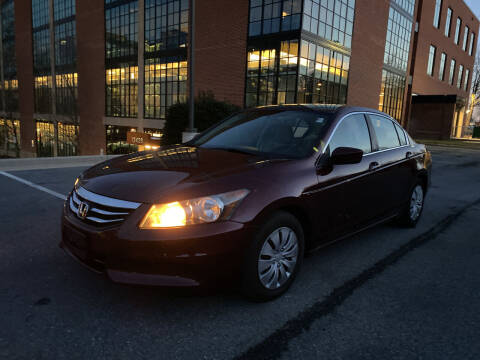 2011 Honda Accord for sale at Auto Wholesalers Of Rockville in Rockville MD