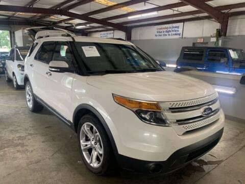 2015 Ford Explorer for sale at Allen Turner Hyundai in Pensacola FL