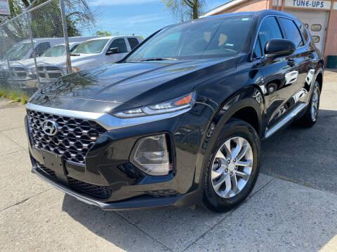 2020 Hyundai Santa Fe for sale at Seaview Motors and Repair LLC in Bridgeport CT