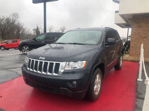 2012 Jeep Grand Cherokee for sale at Penland Automotive Group in Taylors SC