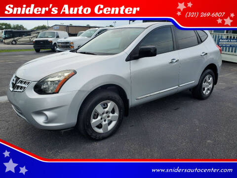 2014 Nissan Rogue Select for sale at Snider's Auto Center in Titusville FL