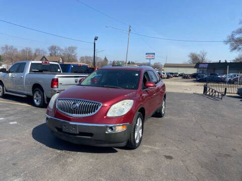 2008 Buick Enclave for sale at Billy Auto Sales in Redford MI