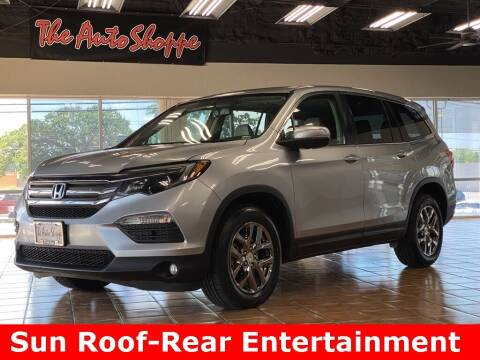 2016 Honda Pilot for sale at The Auto Shoppe in Springfield MO