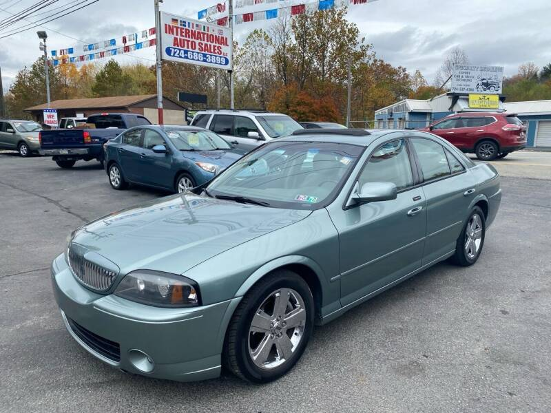 2006 Lincoln LS for sale at INTERNATIONAL AUTO SALES LLC in Latrobe PA