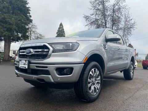 2020 Ford Ranger for sale at Pacific Auto LLC in Woodburn OR