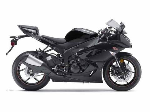 2011 Kawasaki Ninja ZX-6R for sale at Powersports of Palm Beach in Hollywood FL