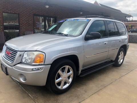 2008 GMC Envoy for sale at Triple J Automotive in Erwin TN
