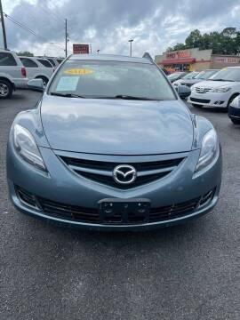 2012 Mazda MAZDA6 for sale at SRI Auto Brokers Inc. in Rome GA