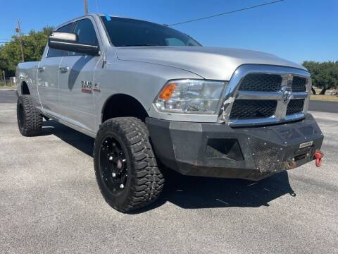2016 RAM Ram Pickup 2500 for sale at Thornhill Motor Company in Lake Worth TX
