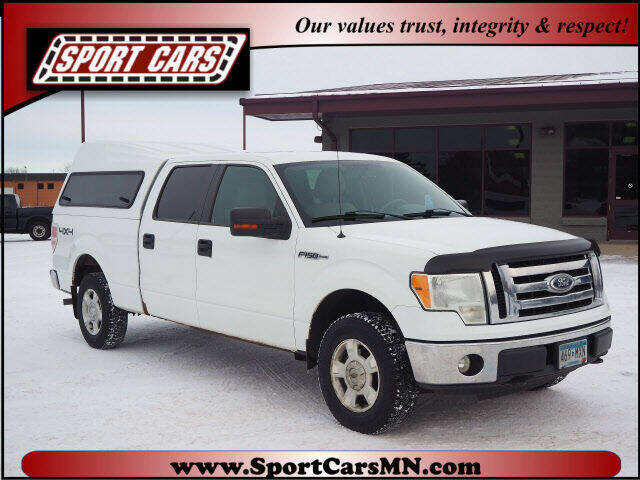 2010 Ford F-150 for sale at SPORT CARS in Norwood MN