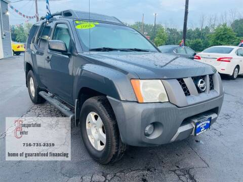 2008 Nissan Xterra for sale at Transportation Center Of Western New York in Niagara Falls NY