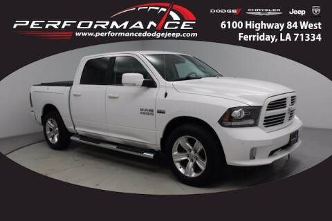 2014 RAM Ram Pickup 1500 for sale at Performance Dodge Chrysler Jeep in Ferriday LA