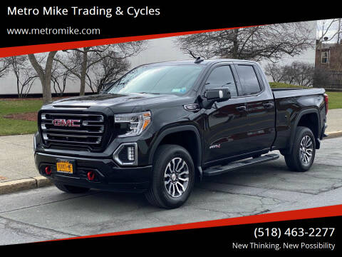 2019 GMC Sierra 1500 for sale at Metro Mike Trading & Cycles in Albany NY