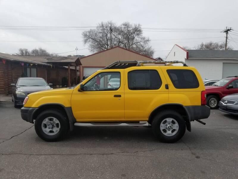 2000 Nissan Xterra for sale at BRAMBILA MOTORS in Pocatello ID