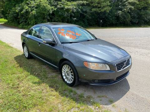 2008 Volvo S80 for sale at Tennessee Valley Wholesale Autos LLC in Huntsville AL