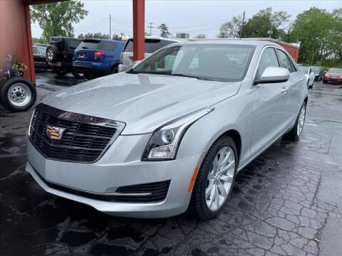2017 Cadillac ATS for sale at HUFF AUTO GROUP in Jackson MI