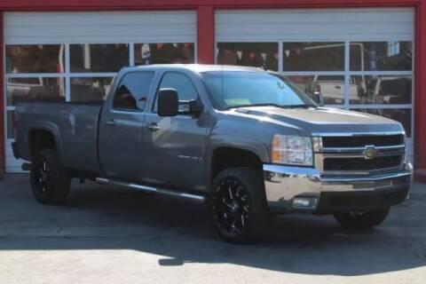 2008 Chevrolet Silverado 3500HD for sale at Truck Ranch in Logan UT
