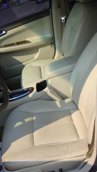 2008 Chevrolet Impala LTZ 4dr Sedan - Wichita Falls TX
