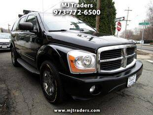 2004 Dodge Durango for sale at M J Traders Ltd. in Garfield NJ