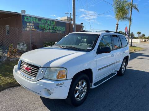 2002 GMC Envoy for sale at Galaxy Motors Inc in Melbourne FL