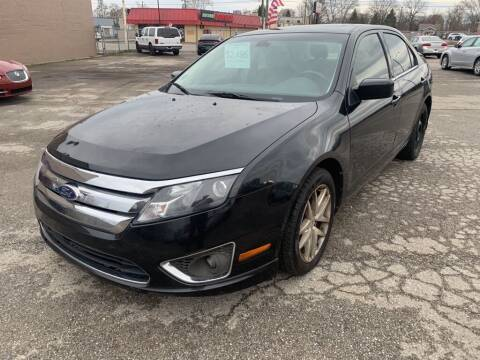 2012 Ford Fusion for sale at Honest Abe Auto Sales 2 in Indianapolis IN