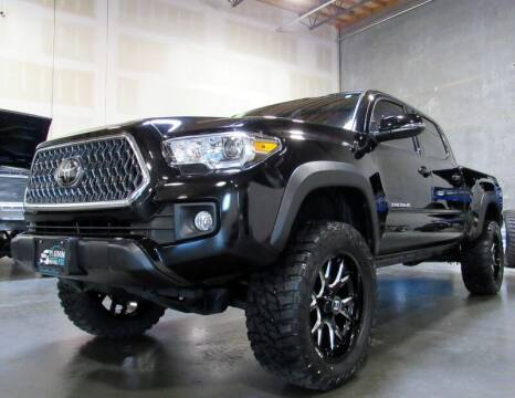 2019 Toyota Tacoma for sale at Platinum Motors in Portland OR