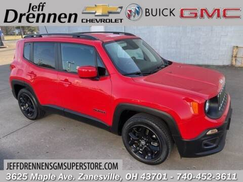 2018 Jeep Renegade for sale at Jeff Drennen GM Superstore in Zanesville OH
