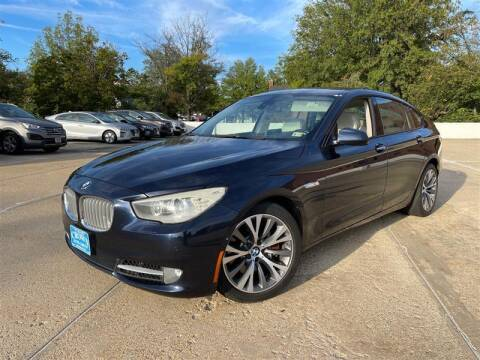 2010 BMW 5 Series for sale at Crown Auto Group in Falls Church VA